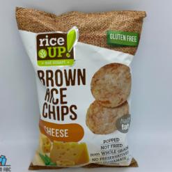 Rice Up chips 60g sajtos