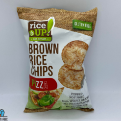 Rice Up chips pizza 60g