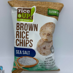 Rice up chips tengeri sos 60gr