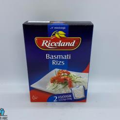 Riceland rizs 2x125g Basmati fozotas