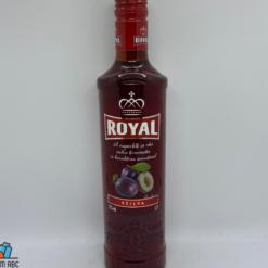 Royal 28% szilva 0,5l
