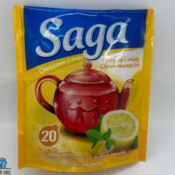 Saga TEA citrus menta
