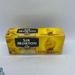 Sir Morton TEA Classic Label