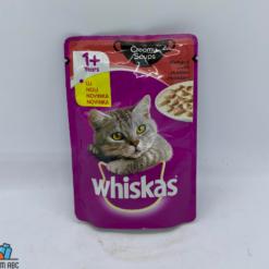 Whiskas alutasakos marha