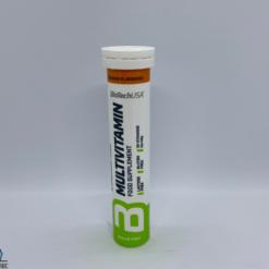 Biotech Multivitamin 80g 20db