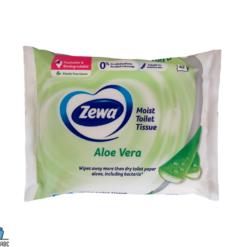 Zewa nedves Toilettpapír 42db aloe
