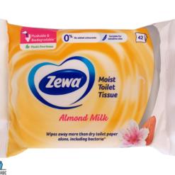 Zewa nedves Toilettpapír 42db Almond